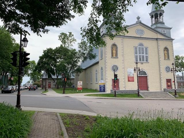100 000$ pour l'église Saint-Charles Borromée