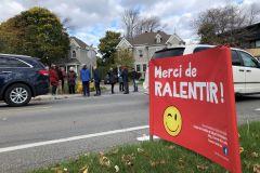 Des citoyens réclament davantage de sécurité sur la rue Saint-Félix