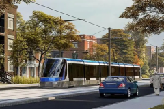 Le conseil de quartier de Sillery craint les impacts du tramway