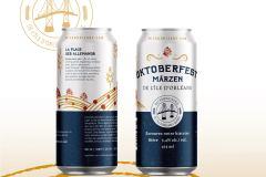 Nouvelle bière d'inspiration allemande
