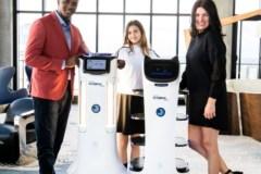 Des robots pour contrer la pénurie de main-d'œuvre et pulvériser la Covid-19