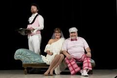 Les Fous de la rampe: 30 ans de théâtre charitable et volontaire