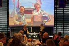 Sandra Cayouette raconte le rallye de sa vie