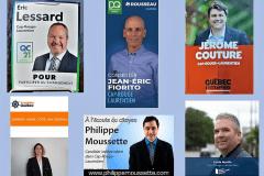 Réponses des candidats au comité citoyen de Cap-Rouge