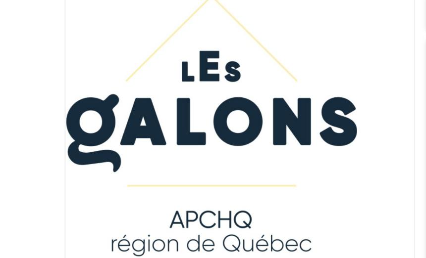 L'APCHQ Québec dévoile les récipiendaires des prix Galons 2021