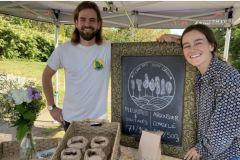 Culture de champignons locale