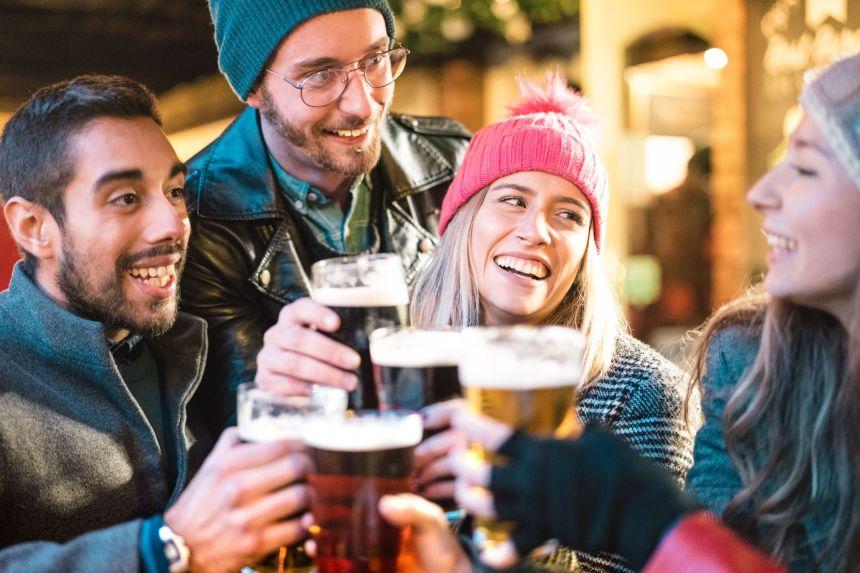 Neuf bières d'ici à découvrir quand le froid s'installe