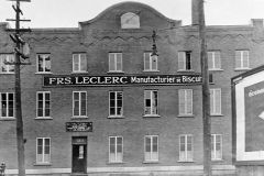 Conférence sur l'histoire de Vachon et des Biscuits Leclerc