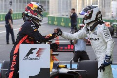 F1: a Ricciardo uan gara incredibile