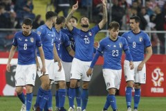 Nations League: l'Italia evita la serie B