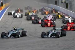 A Sochi vince Hamilton.Vettel solo terzo