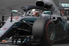 Hamilton campione del mondo per la quinta volta