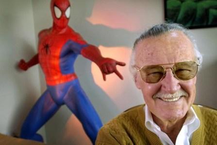 """È morto Stan Lee, il """"padre"""" dei supereroi Marvel"""