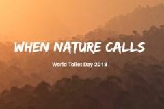 Il World Toilet Day, per sensibilizzare sui servizi igienici