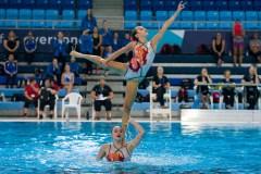 Kiara Quieti ai Giochi del Canada 2019