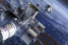 Il primo hotel nello spazio nel 2021