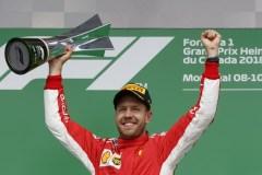 Grande Vettel e grande Ferrari… nel ricordo di Villeneuve