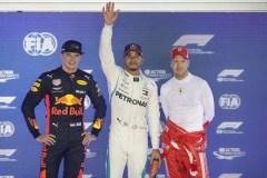 Gp di Singapore, Hamilton ancora davanti a tutti