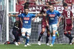 Juventus e Napoli verso lo scontro diretto