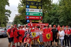 Hamilton beffa la Ferrari nel GP d'Italia