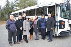 Le transport collectif de la Jacques-Cartier peut continuer d'offrir son service