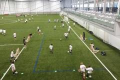 Journée pédagogique sous le thème du soccer