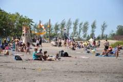 Journée d'activités à la Baie de Beauport