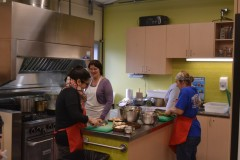 Cuisine Collective Beauport: Sourires au rendez-vous