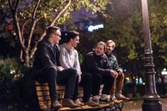 Le groupe Bosquet se fait connaître sur Spotify