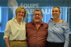 Qui remplacera Julie Lemieux au sein d'Équipe Labeaume?