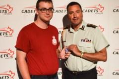 Deuxième distinction pour le cadet Maxime Thivierge