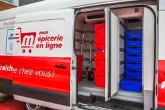 Metro Plus Saint-David: Nouveau service d'épicerie en ligne