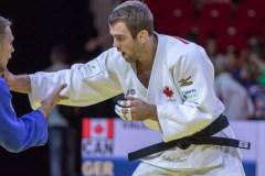 Judo: Antoine Valois-Fortier recharge ses batteries après Budapest
