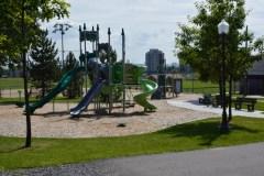 Les travaux se poursuivent au parc du Petit-Village