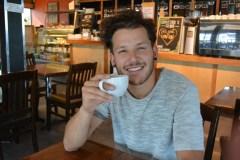 Un café avec Tommy Tremblay