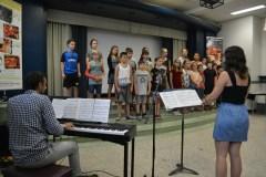 École de l'Harmonie (Saint-Édouard): La vie reprend son cours