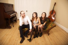 Le Trio Camille Caron en concert à Beauport
