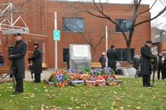 Beauport se souvient du sacrifice militaire