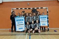 Championnat de Futsal pour l'école Samuel-De Champlain
