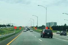 Un radar photo mobile à Beauport
