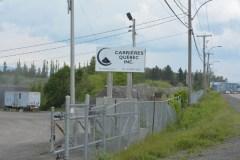 Dynamitage à Beauport: trop de poussière à la Carrière Québec