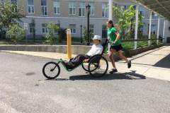 Sport en duo même à 80 ans