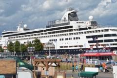 Forte croissance au port de Québec