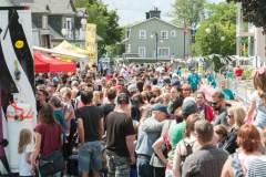 L'avenue Royale fête l'été: un gros party se prépare