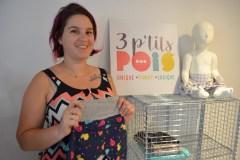 De Paris à Québec: la maman derrière 3 P'tits Pois