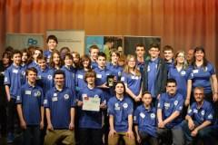 Concours de robotique: 1ère place à la Polyvalente de Charlesbourg