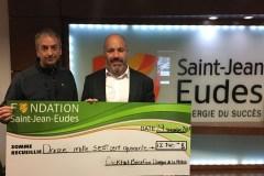 La Fondation Saint-Jean-Eudes récolte 12 740$