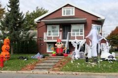 Reportage photos: des maisons macabres