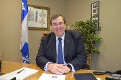 «Je suis le député le plus heureux de la région de Québec»