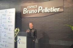 Bruno Pelletier retourne en classe